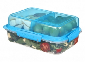 Sistema lunchbox składany lunch stack to-go 1800ml blue