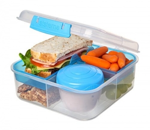 Sistema lunchbox bento 1250ml to-go blue