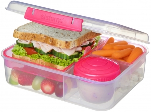Sistema lunchbox bento 1650ml to-go